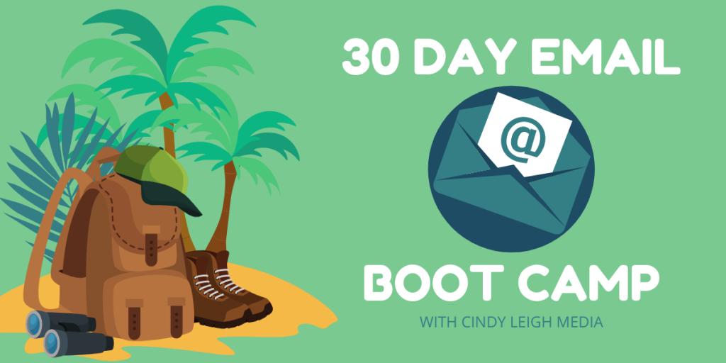 30 Day Email Boot Camp